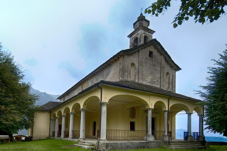 The Sanctuary of Martyr Saint Fermo