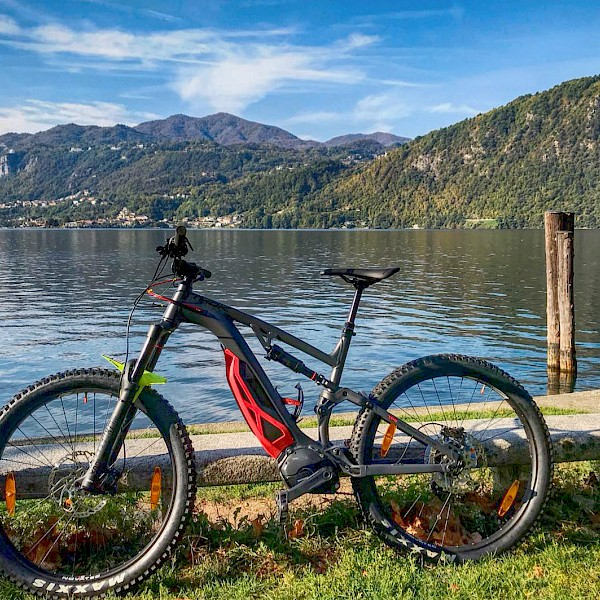 Etraction Noleggio E-bike