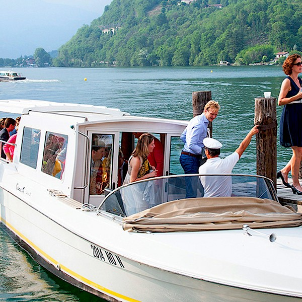 Public Boat Service Consortium Lake Orta